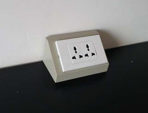 钢制电源盒
